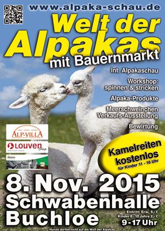 Alpaka Schau Süd